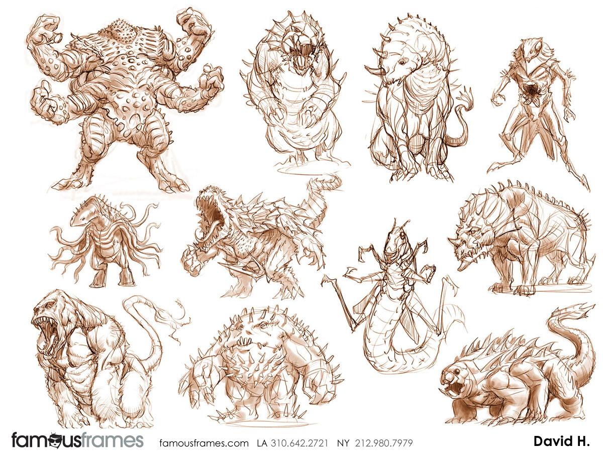 David Hudnut's Characters / Creatures storyboard art (Image #41_8_1390415072)