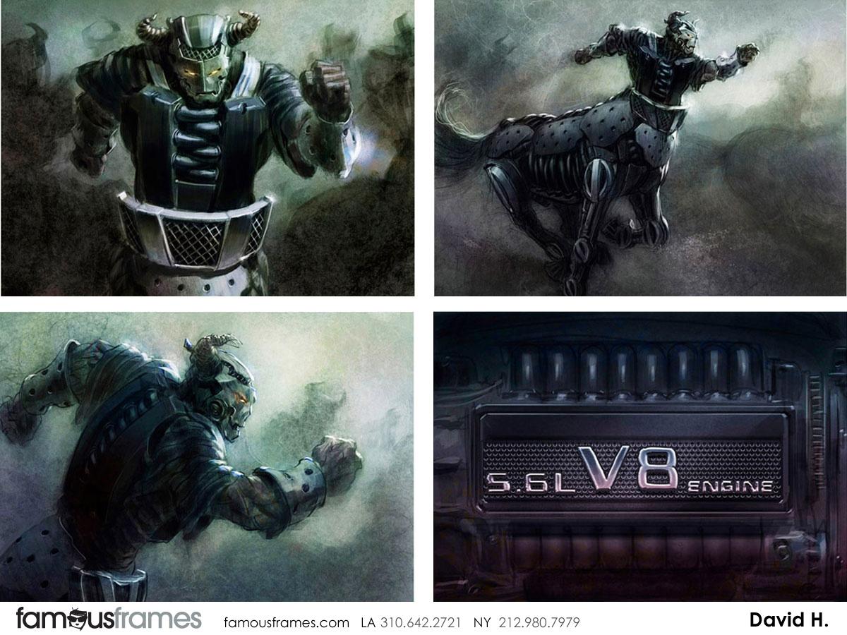 David Hudnut's Characters / Creatures storyboard art (Image #41_8_1390415098)