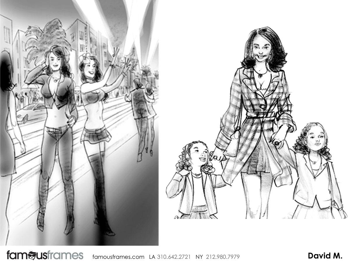 David Mellon's Beauty / Fashion storyboard art (Image #43_12_1326301726)