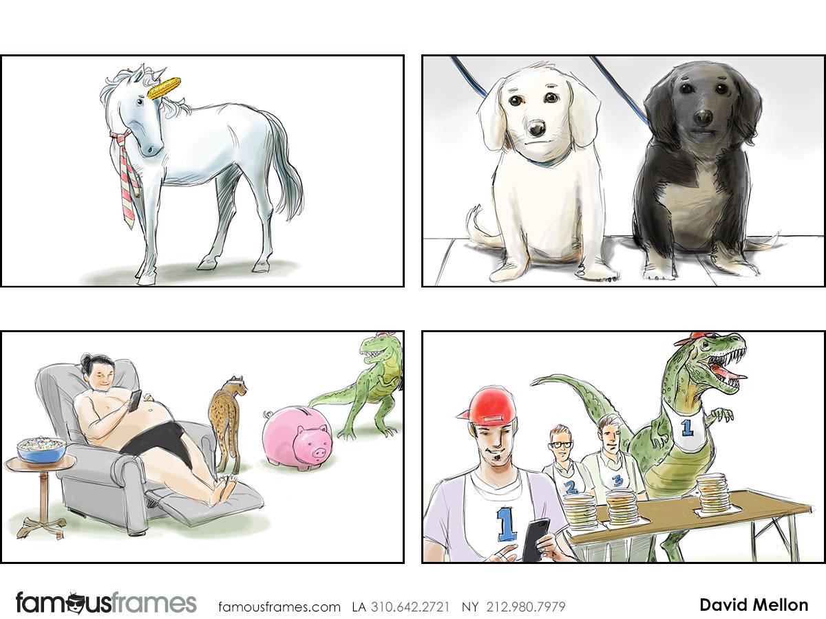 David Mellon's Wildlife / Animals storyboard art (Image #43_6_1467325222)