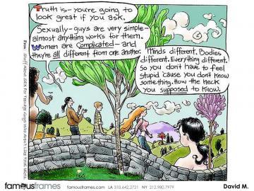 David Mellon's Comic Book storyboard art