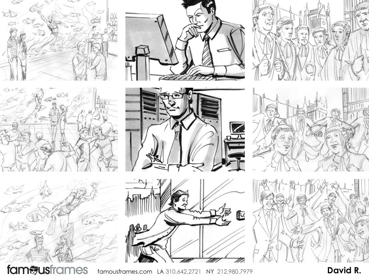 David Reuss's People - B&W Tone storyboard art (Image #44_113_1384975973)