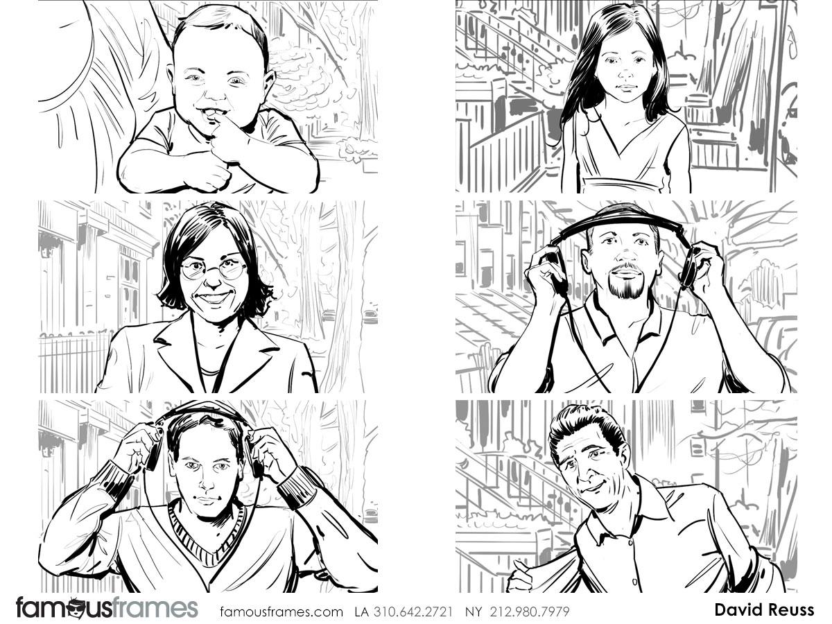 David Reuss's People - B&W Line storyboard art (Image #44_114_1472490865)