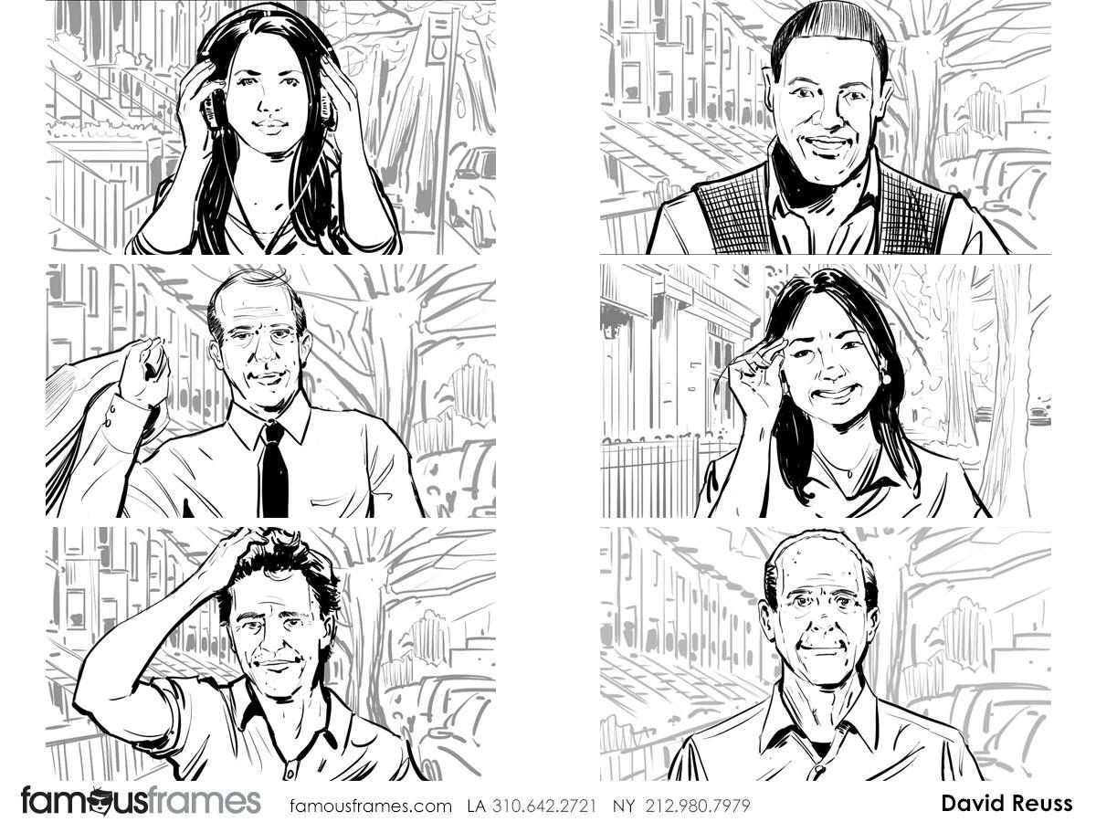 David Reuss's People - B&W Line storyboard art (Image #44_114_1472490917)