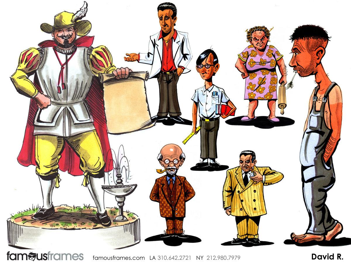David Reuss's Characters / Creatures storyboard art (Image #44_8_1326304087)