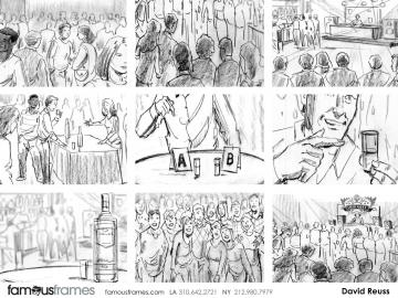 David Reuss's Shootingboards storyboard art