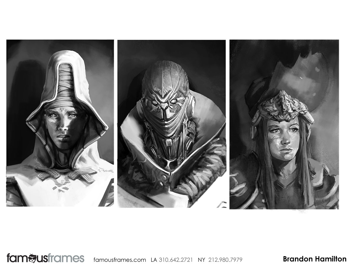 Brandon Hamilton's Characters / Creatures storyboard art (Image #5524_8_1430960292)