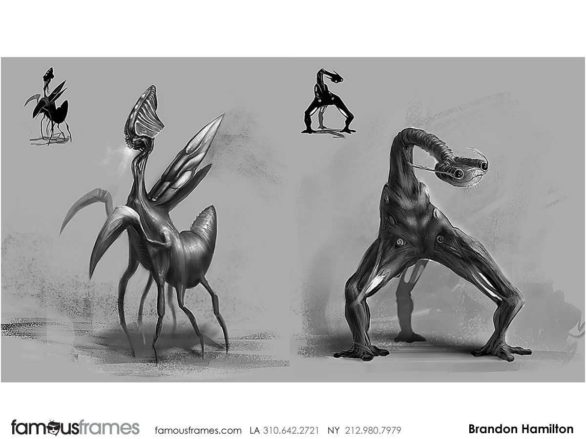 Brandon Hamilton's Characters / Creatures storyboard art (Image #5524_8_1430960352)