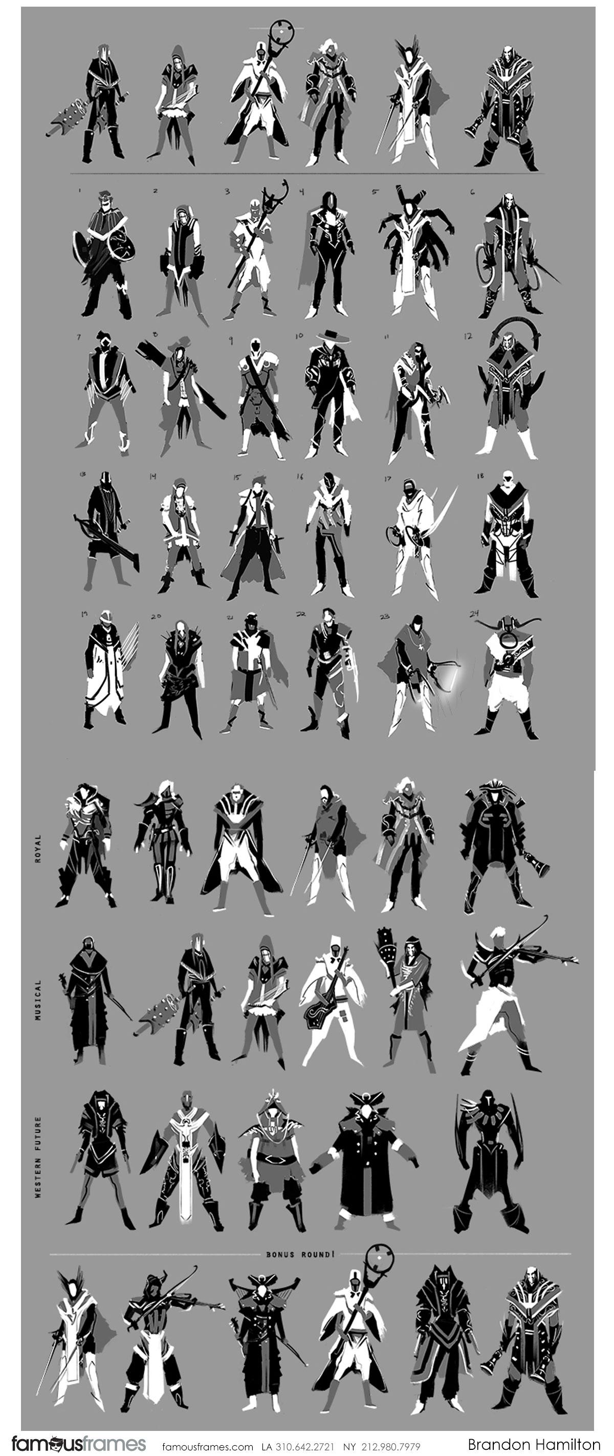 Brandon Hamilton's Characters / Creatures storyboard art (Image #5524_8_1499370087)
