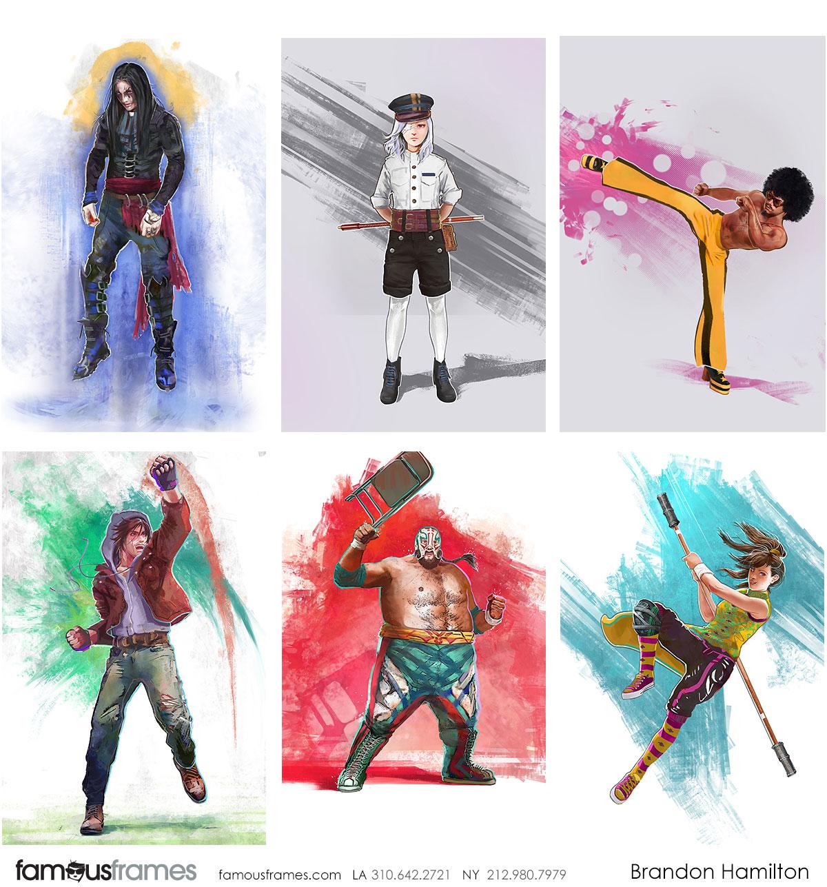 Brandon Hamilton's Characters / Creatures storyboard art (Image #5524_8_1499373313)