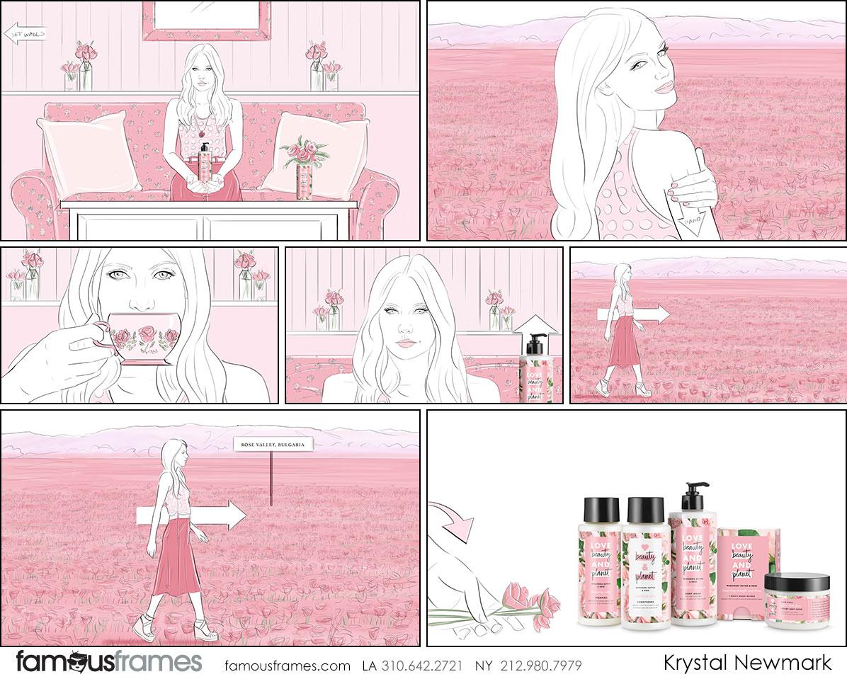 Krystal Newmark's Beauty / Fashion storyboard art (Image #5666_0_1559345254)