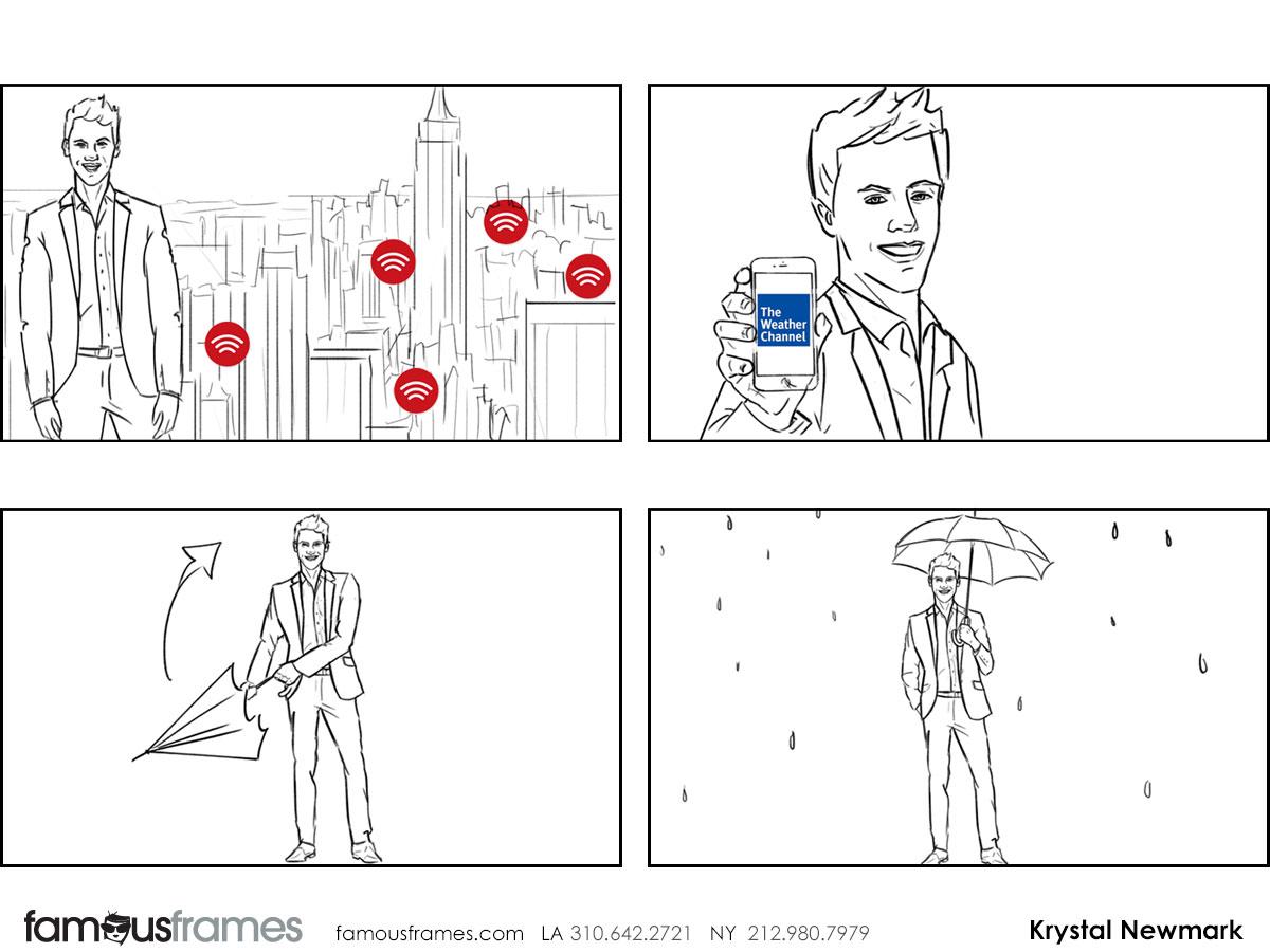 Krystal Newmark's People - B&W Line storyboard art (Image #5666_114_1441144625)