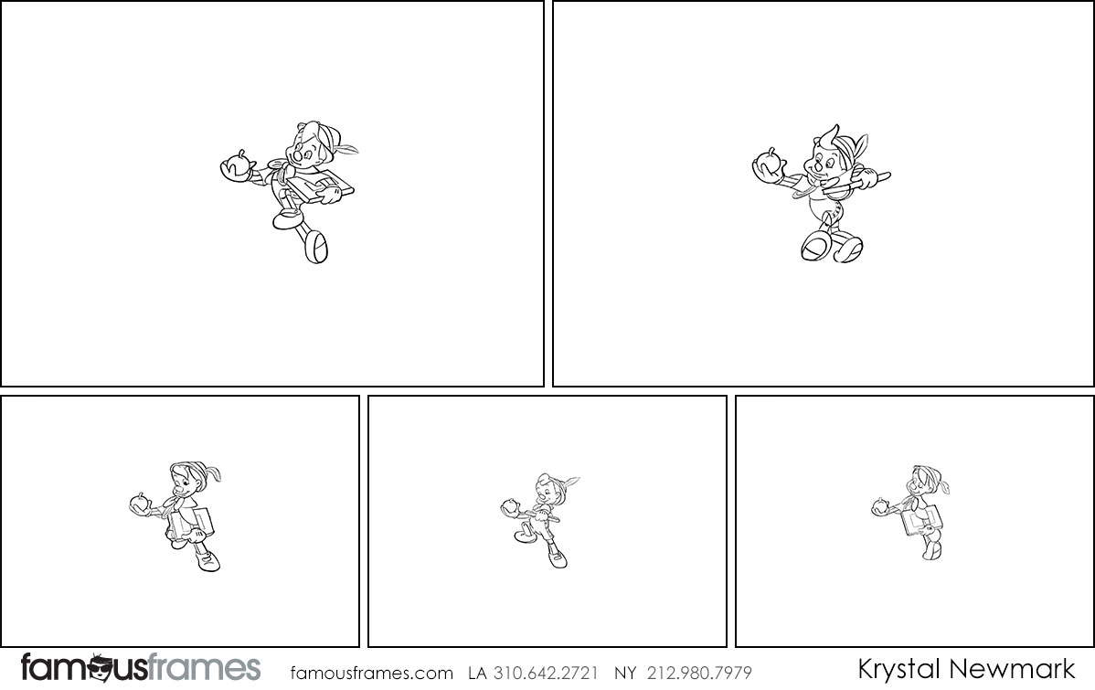 Krystal Newmark's Characters / Creatures storyboard art (Image #5666_114_1563319936)