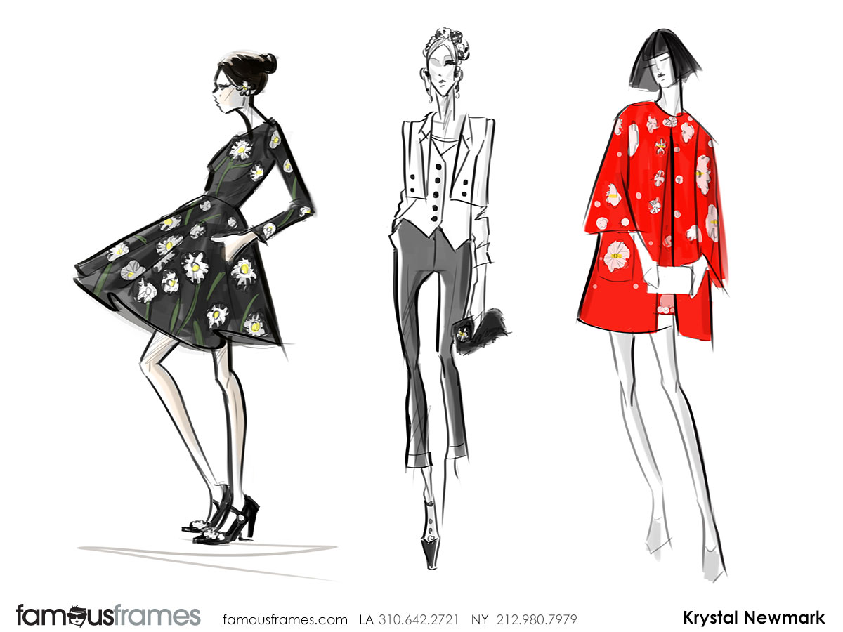 Krystal Newmark's Beauty / Fashion storyboard art (Image #5666_12_1457553259)