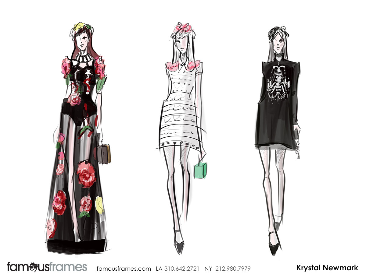 Krystal Newmark's Beauty / Fashion storyboard art (Image #5666_12_1457553274)