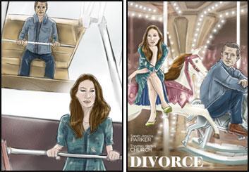 Krystal Newmark's Key Art / Posters storyboard art