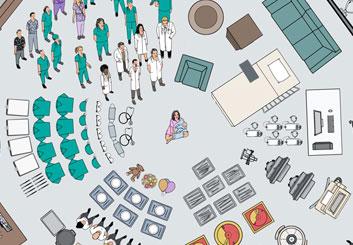 Hugo Dipietro's Graphics storyboard art