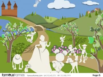 Hugo Dipietro's Illustration storyboard art