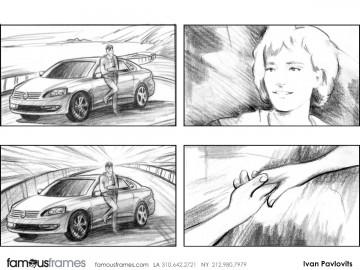 Ivan Pavlovits's Shootingboards storyboard art