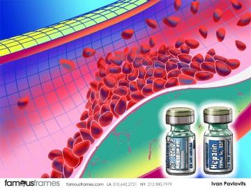 Ivan Pavlovits's Pharma / Medical storyboard art
