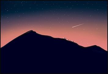 Alessandra's Illustration storyboard art