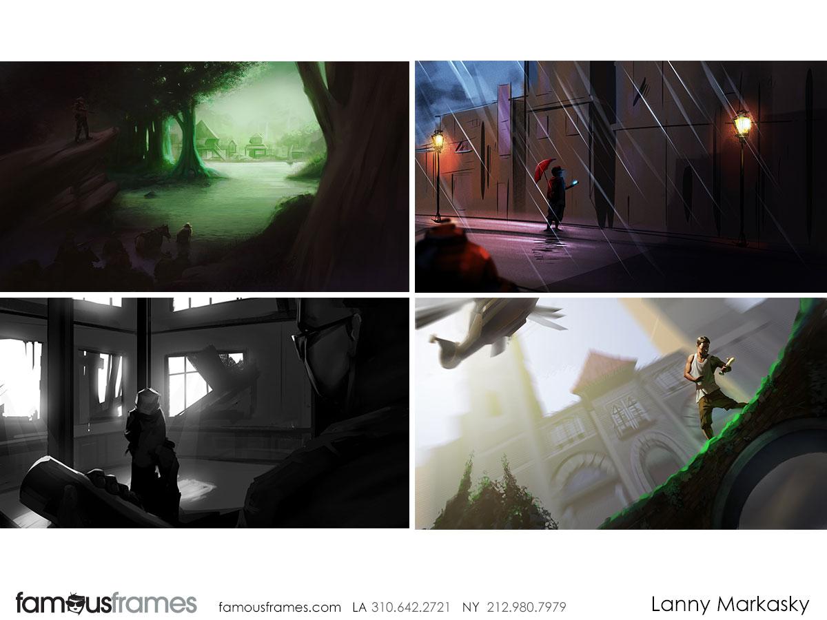 Lanny Markasky's Concept Environments storyboard art (Image #6431_101_1474400180)