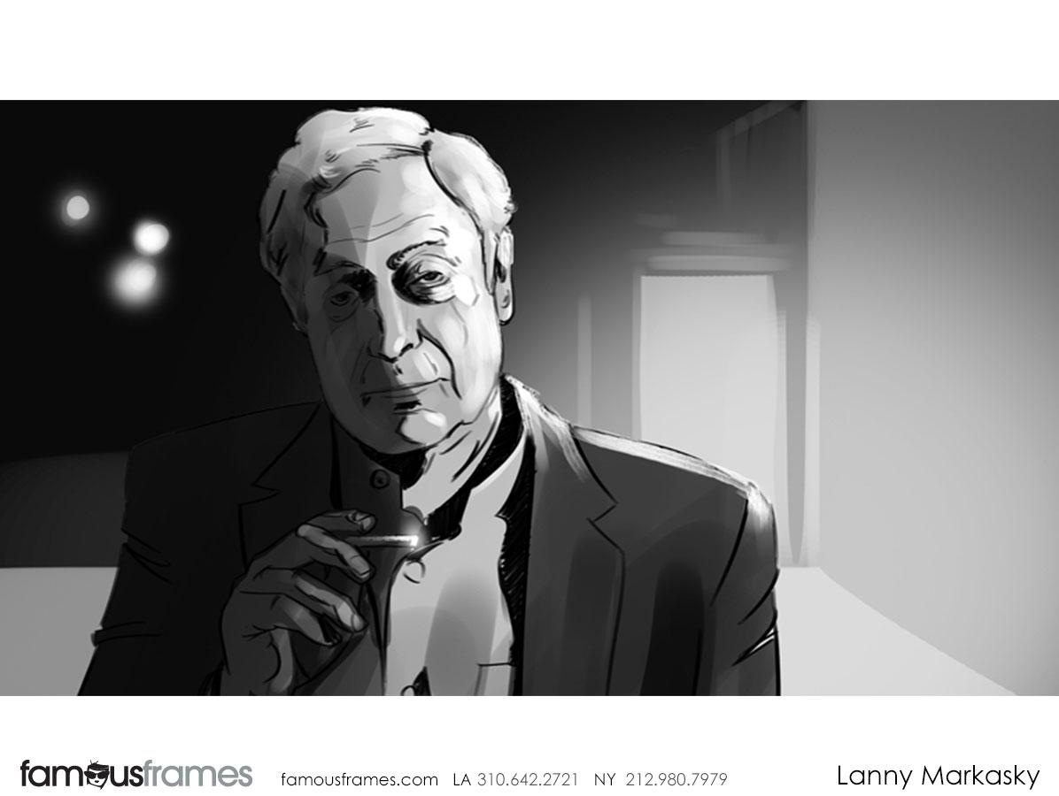 Lanny Markasky's People - B&W Tone storyboard art (Image #6431_113_1522884711)