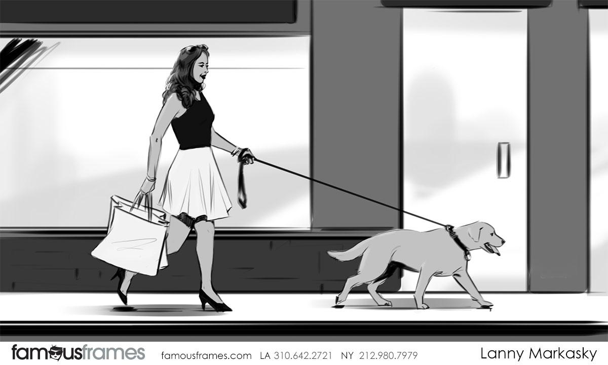 Lanny Markasky's People - B&W Tone storyboard art (Image #6431_113_1565644091)