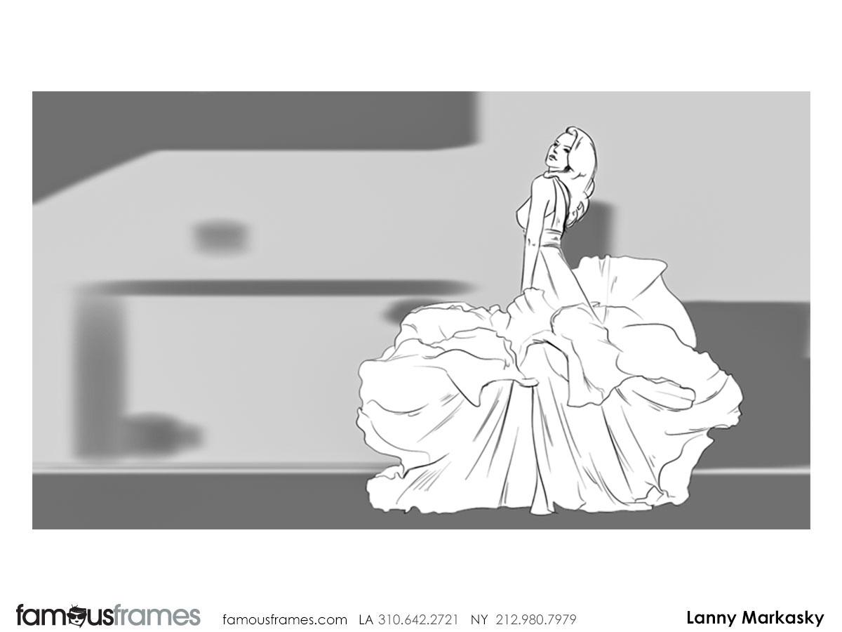 Lanny Markasky's People - B&W Tone storyboard art (Image #6431_114_1452895202)