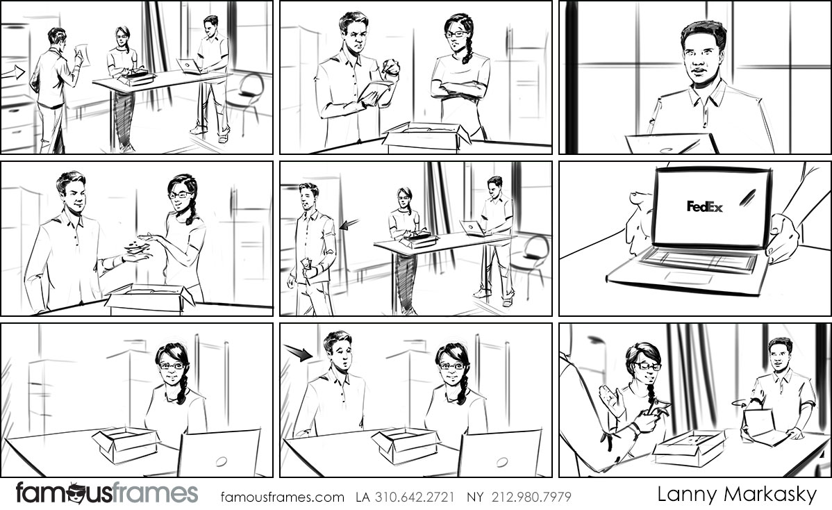 Lanny Markasky's Shootingboards storyboard art (Image #6431_114_1562788246)
