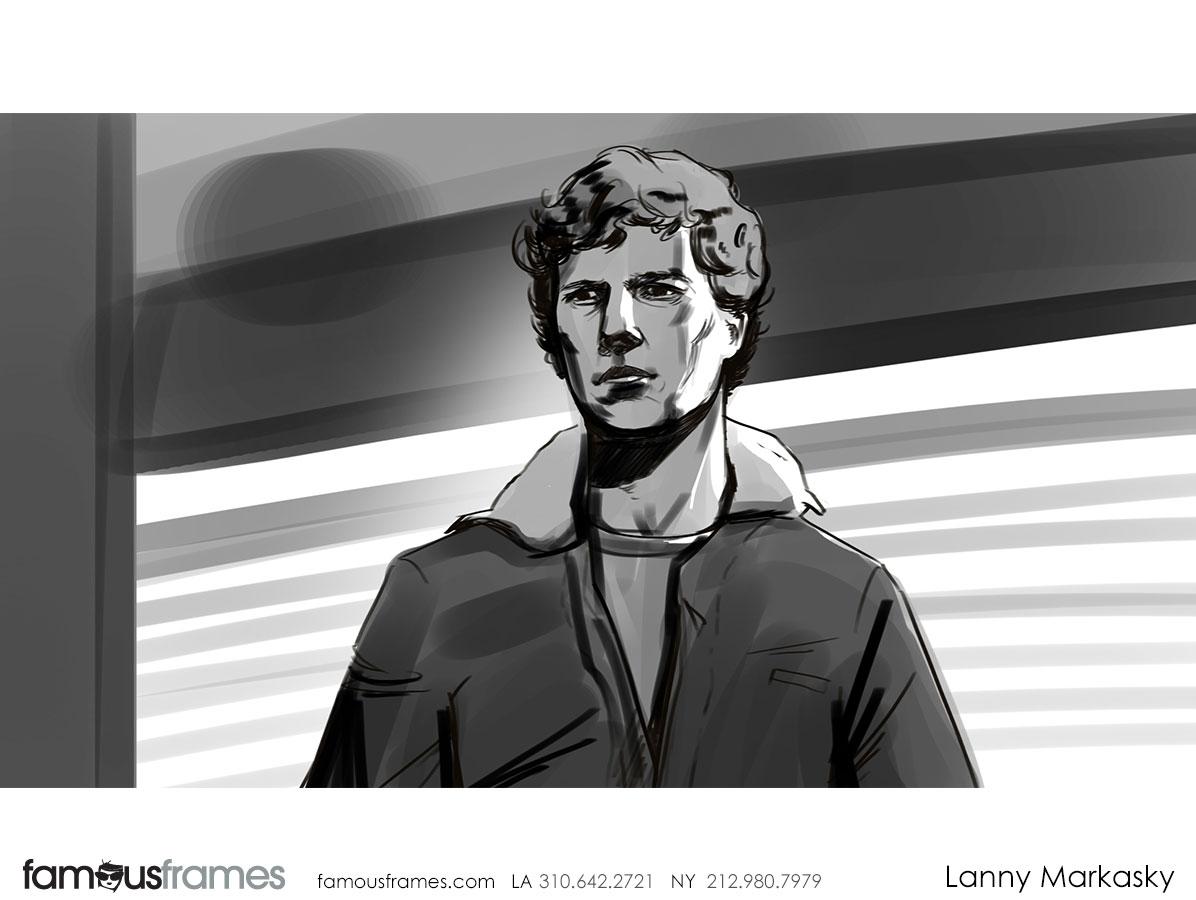 Lanny Markasky's People - B&W Tone storyboard art (Image #6431_17_1522884736)