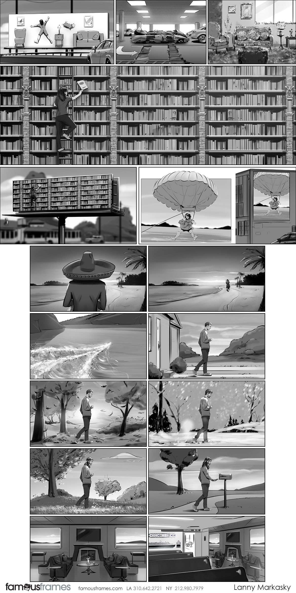 Lanny Markasky's Shootingboards storyboard art (Image #6431_22_1563234069)