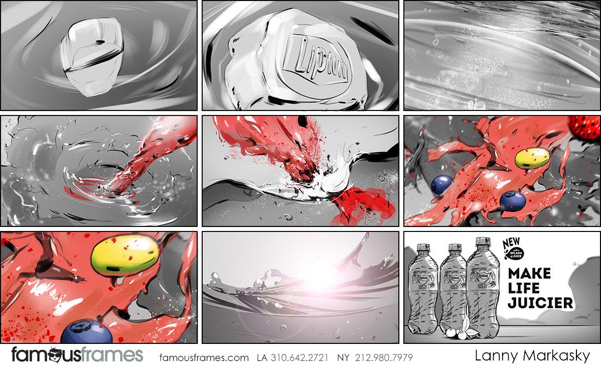 Lanny Markasky's Liquids storyboard art (Image #6431_40_1562802812)