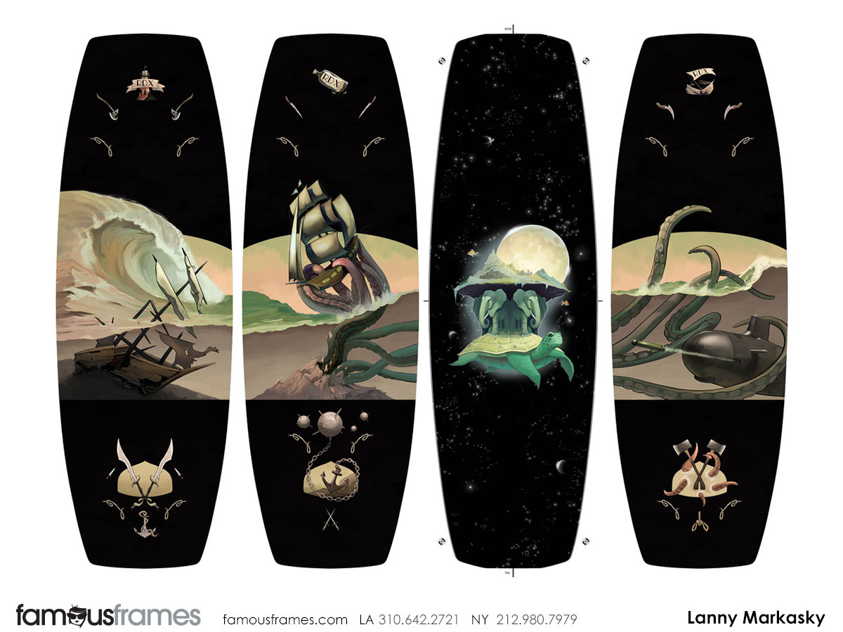 Lanny Markasky's Illustration storyboard art (Image #6431_49_1450213198)