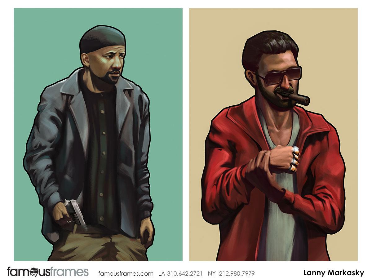 Lanny Markasky's Illustration storyboard art (Image #6431_49_1452895391)