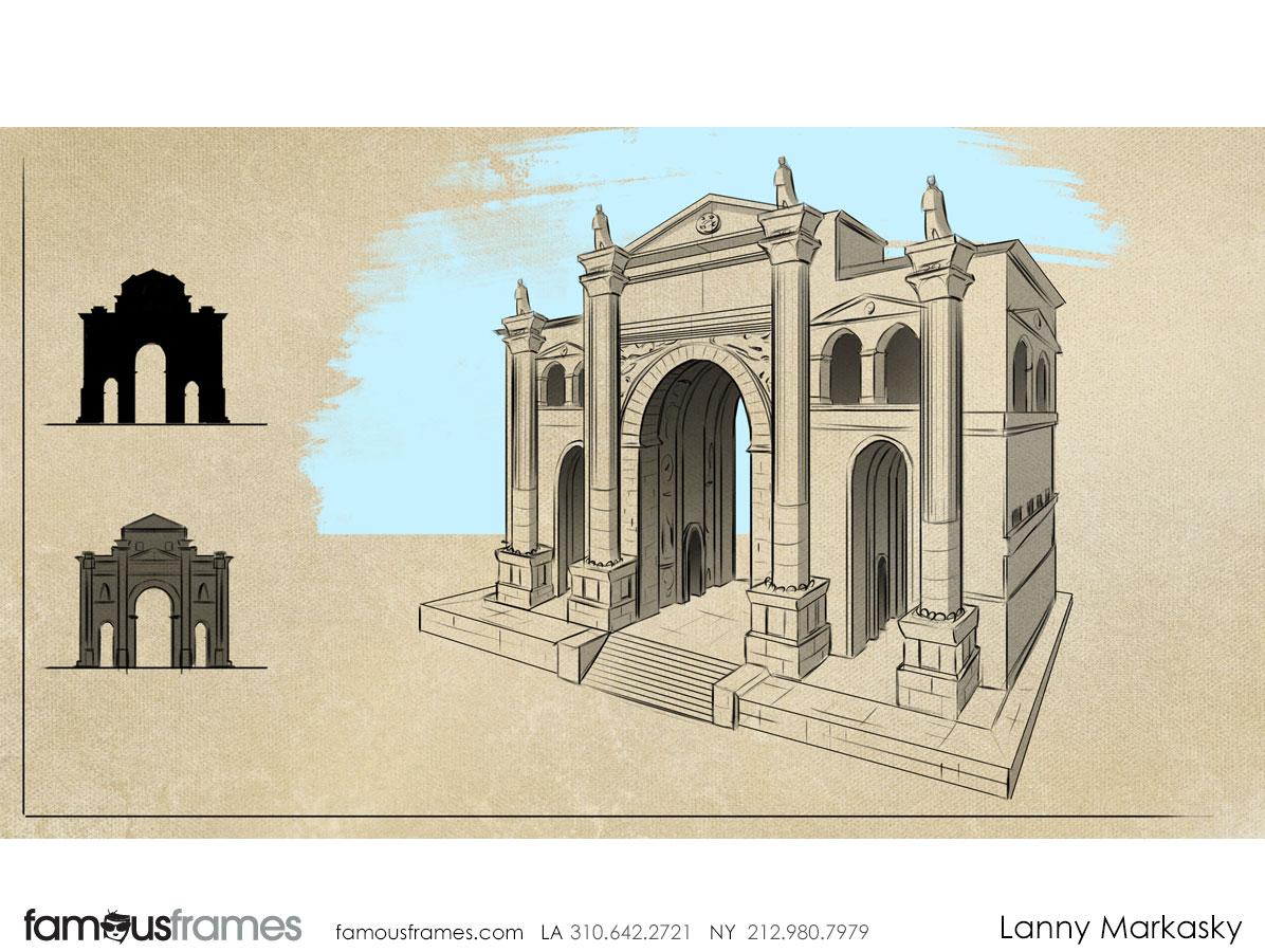 Lanny Markasky's Architectural storyboard art (Image #6431_7_1510006798)