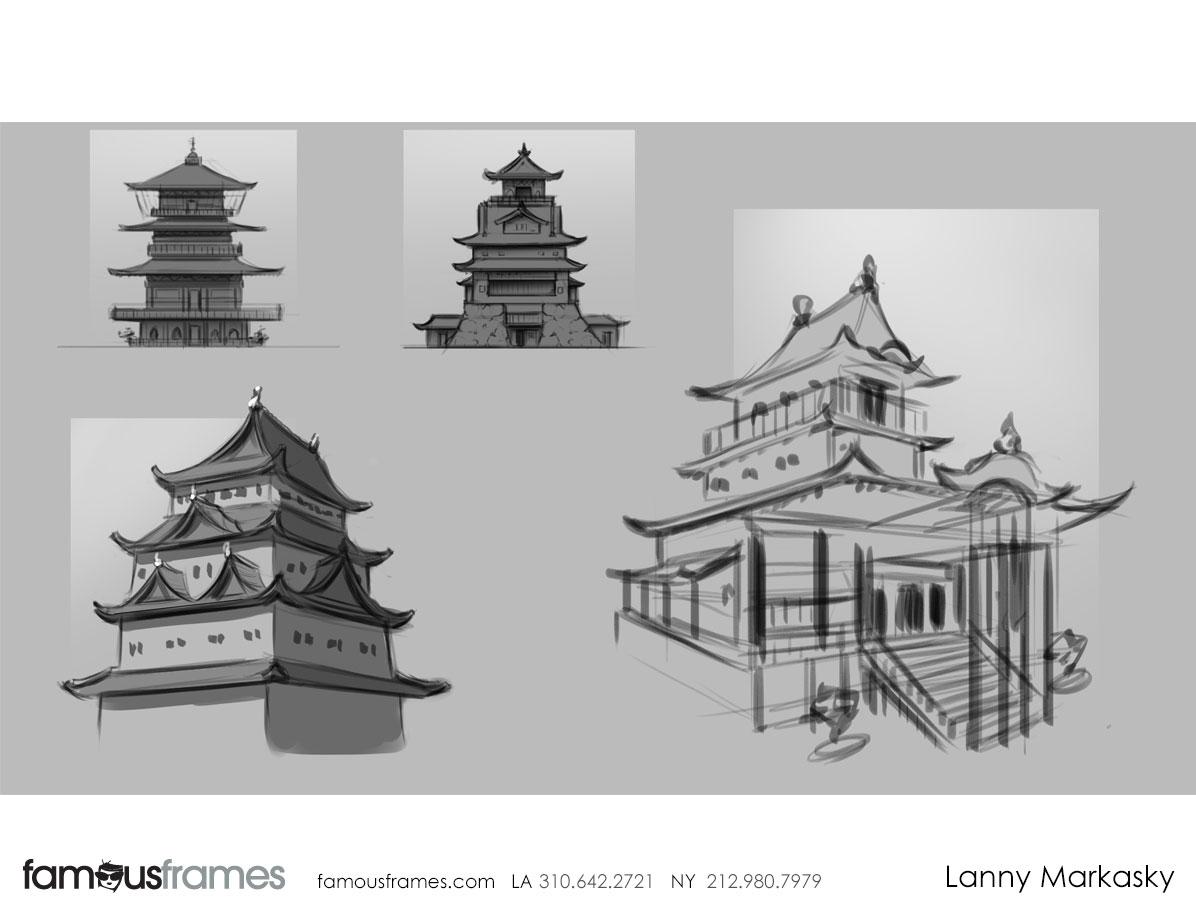 Lanny Markasky's Architectural storyboard art (Image #6431_7_1510006897)