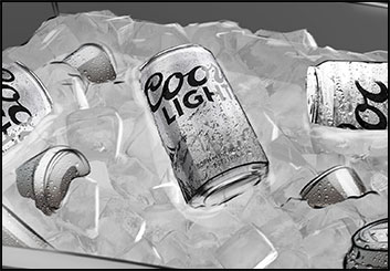 Lanny Markasky's Products storyboard art