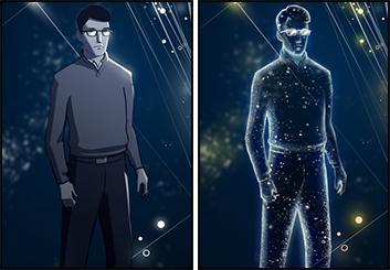 Lanny Markasky's Characters / Creatures storyboard art