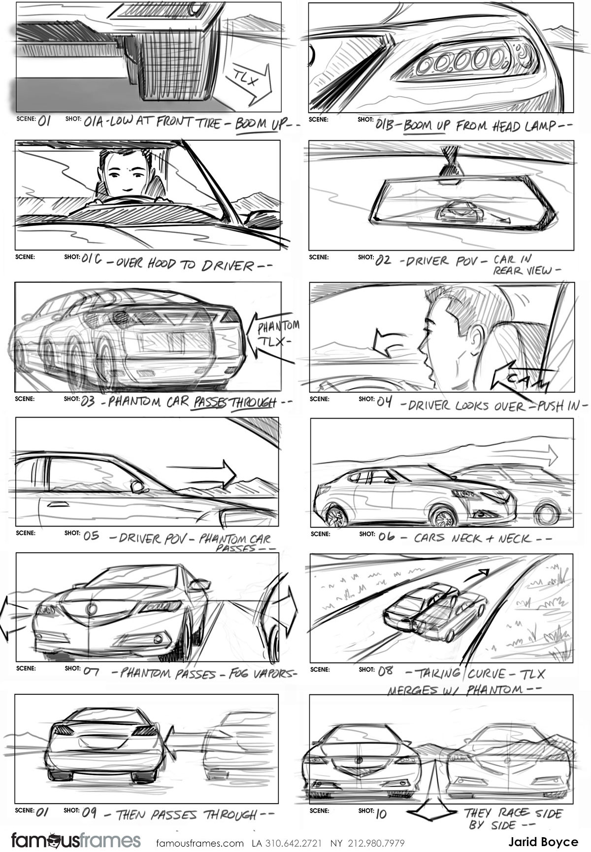 Jarid Boyce*'s Shooting Vehicles storyboard art (Image #64_107_1502488080)