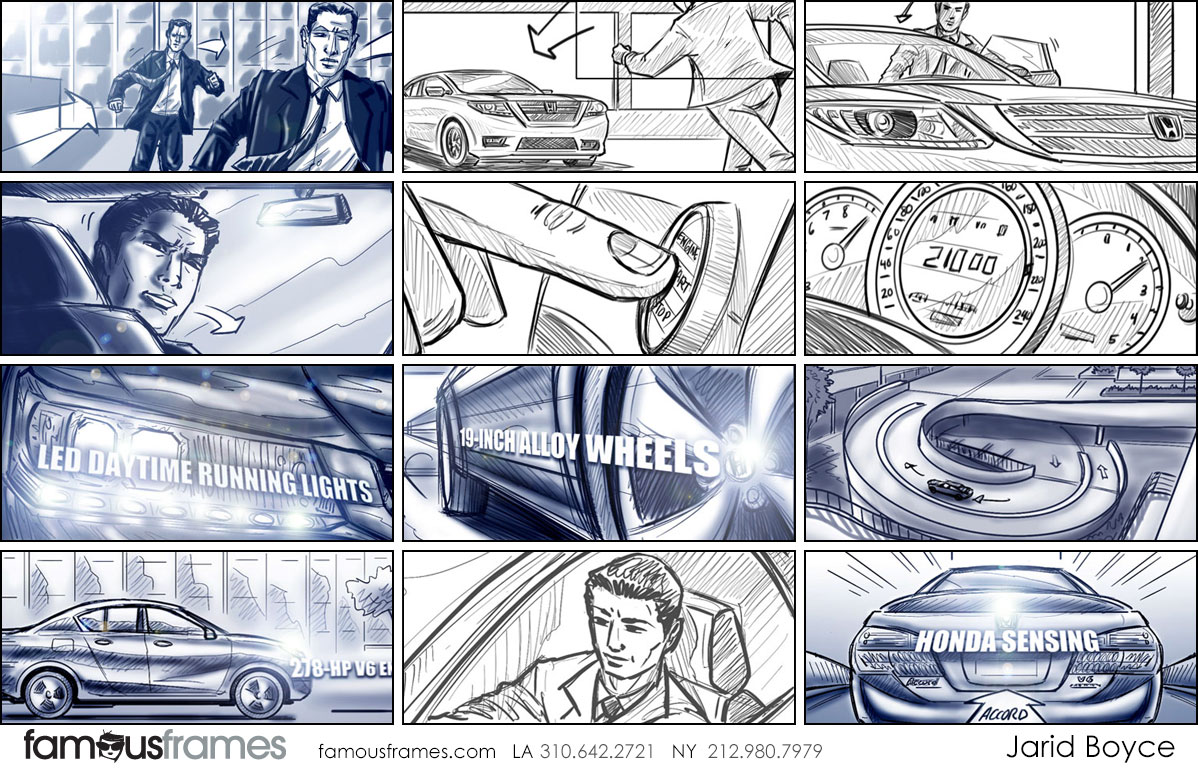Jarid Boyce*'s Shooting Vehicles storyboard art (Image #64_107_1502494395)