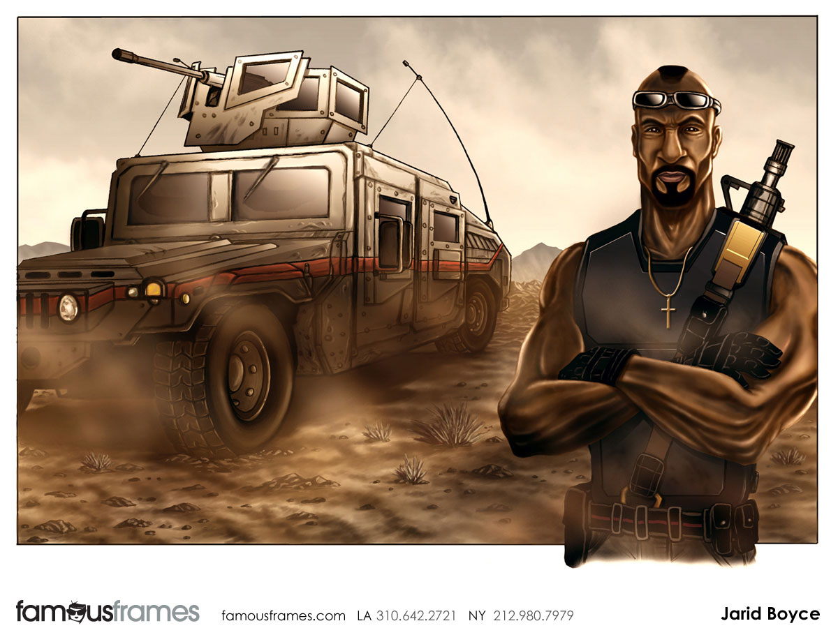 Jarid Boyce*'s Concept Vehicles storyboard art (Image #64_10_1346178464)
