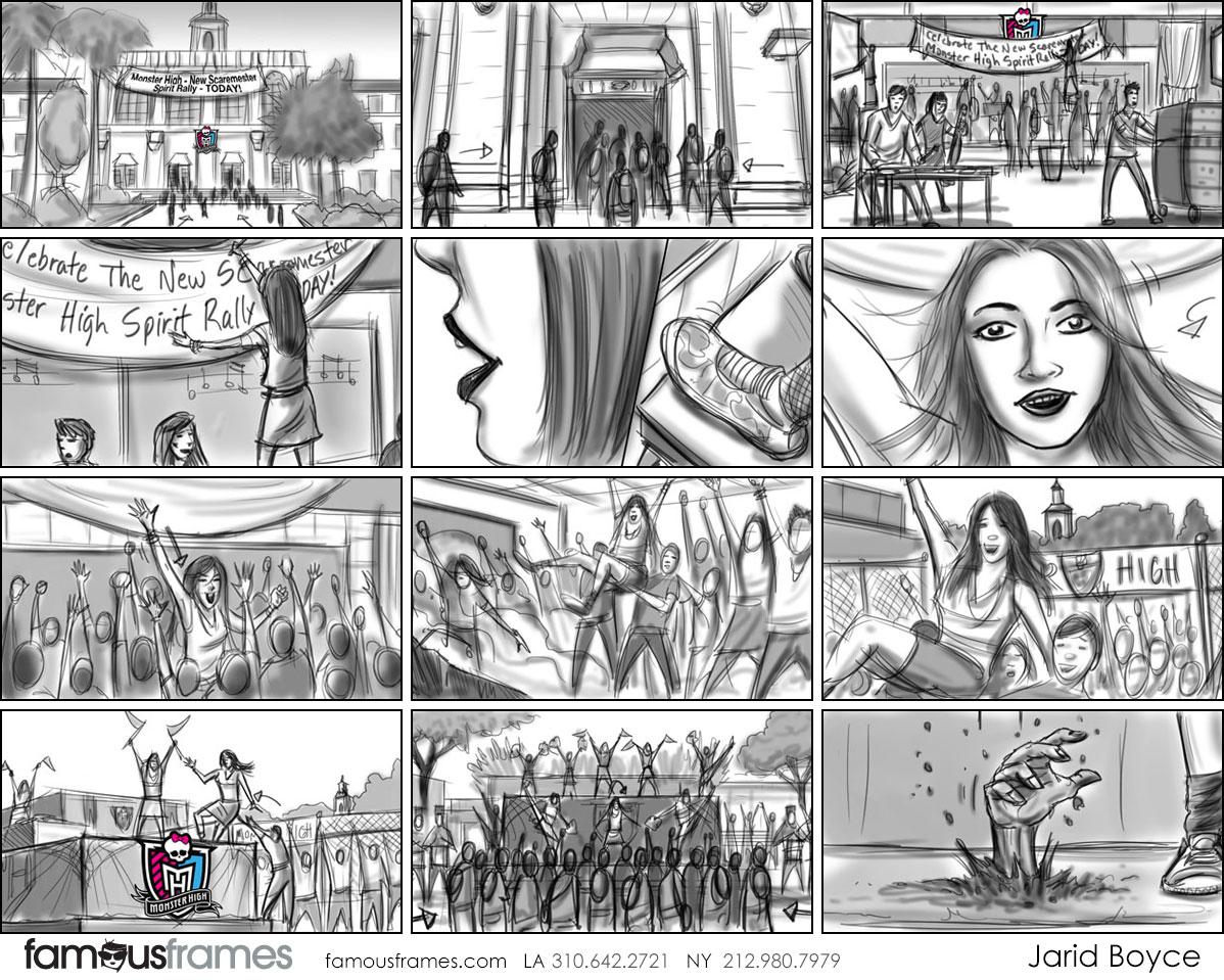 Jarid Boyce*'s Music Video storyboard art (Image #64_18_1502401431)