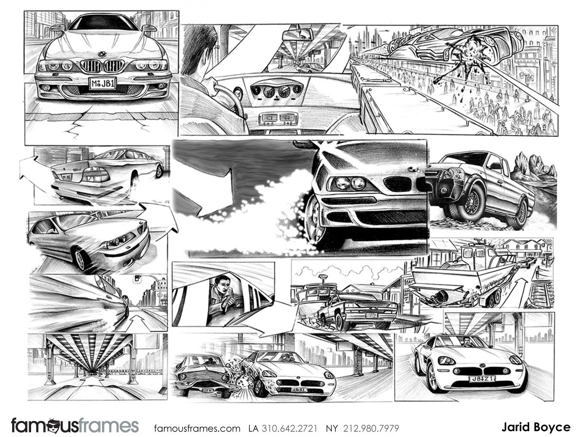 Jarid Boyce*'s Vehicles storyboard art (Image #64_24_1346098997)
