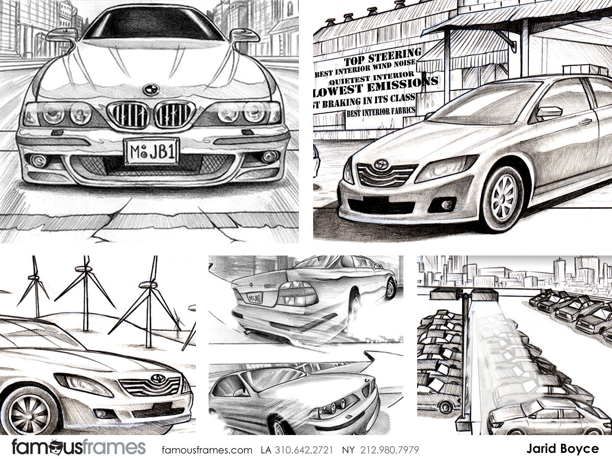 Jarid Boyce*'s Vehicles storyboard art (Image #64_24_1347491819)