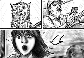 Jarid Boyce*'s Film/TV storyboard art