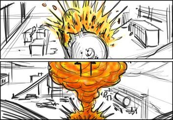 Jarid Boyce*'s Shootingboards storyboard art