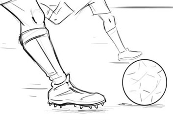 Jarid Boyce*'s Sports storyboard art