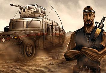 Jarid Boyce*'s Concept Vehicles storyboard art