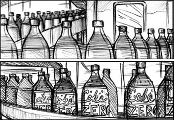 Jarid Boyce*'s Products storyboard art